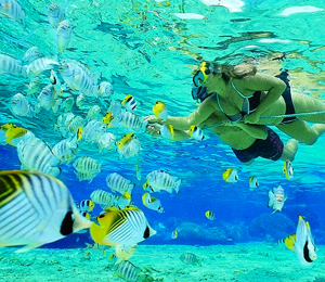 2 Eco Friendly Tips to Use When Snorkeling